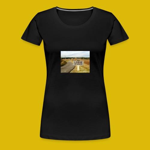 la LOOSE en gelée - T-shirt Premium Femme