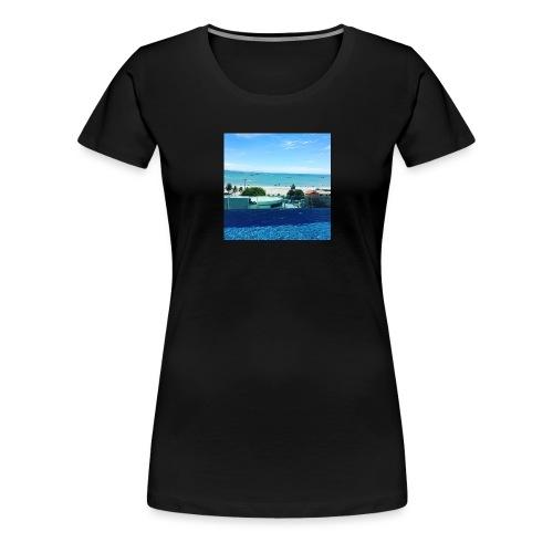 Thailand pattaya - Dame premium T-shirt