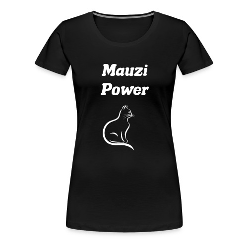 Katze Cat - Frauen Premium T-Shirt