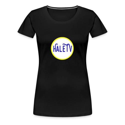 HaleTV T-shirt - Women's Premium T-Shirt