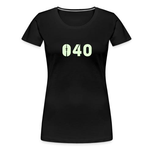 040 - Frauen Premium T-Shirt