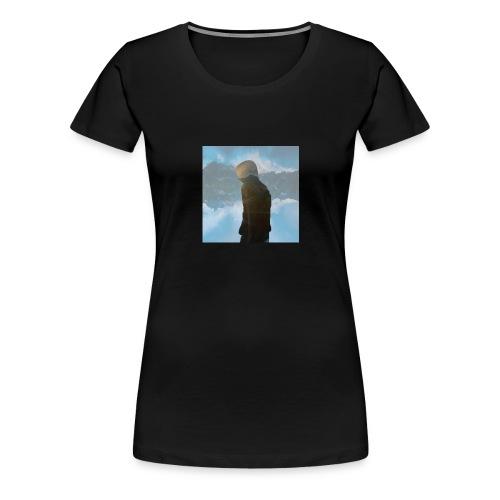 MiniMellow - Premium T-skjorte for kvinner