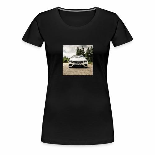 carro - Camiseta premium mujer