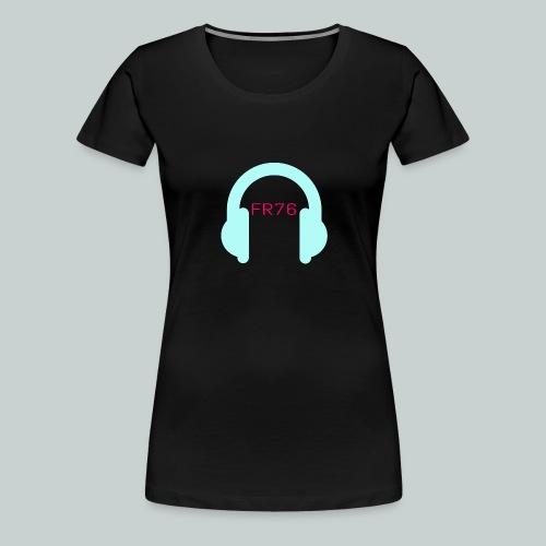 Star 76 - Women's Premium T-Shirt