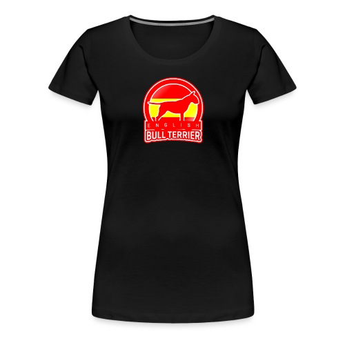 Bull Terrier Espana - Frauen Premium T-Shirt
