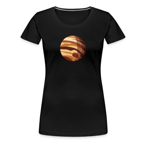 Jupiter - Maglietta Premium da donna