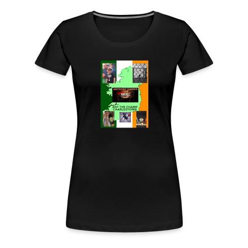 ANT THE CHAMP SBG 2018 - Women's Premium T-Shirt