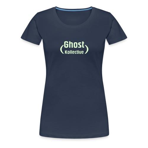 Ghost Kollective Logo - Women's Premium T-Shirt