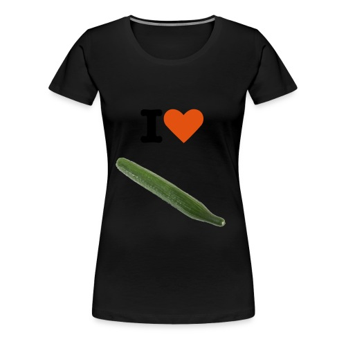 Gurka png - Premium-T-shirt dam
