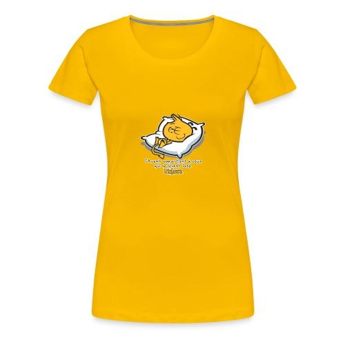 sieste - T-shirt Premium Femme