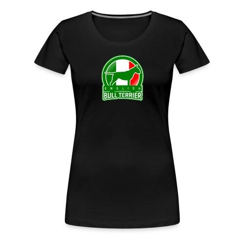 Bull Terrier Italia - Frauen Premium T-Shirt