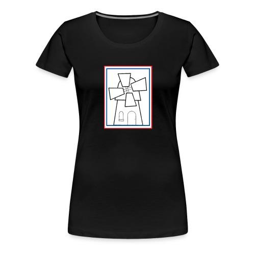 Molen - Vrouwen Premium T-shirt