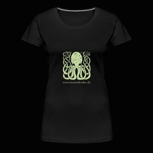 wwwkunstkrake - Frauen Premium T-Shirt