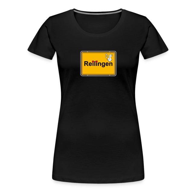 Reilinger Ortsschild