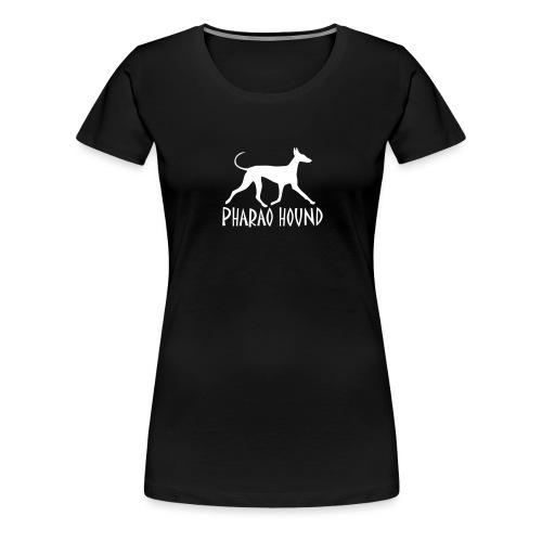 Pharao Hound - Frauen Premium T-Shirt
