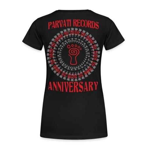 Parvati Records Anniversary - Women's Premium T-Shirt