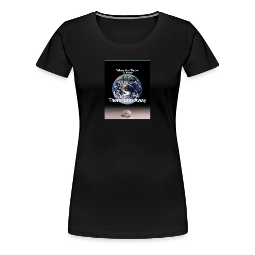 Earth - Women's Premium T-Shirt