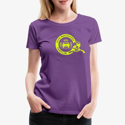 peränurkka fanclub loud - Women's Premium T-Shirt