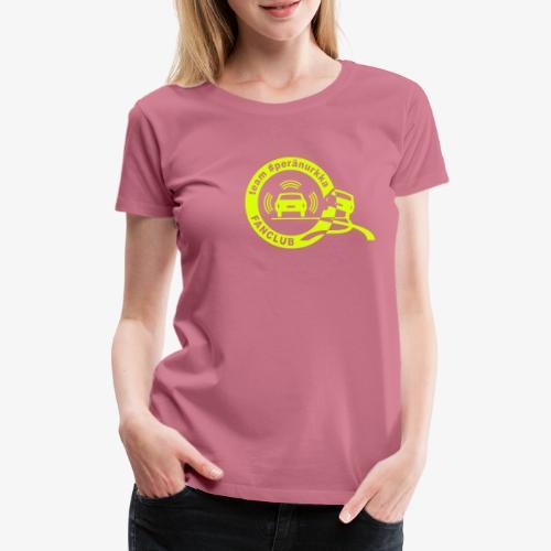 peränurkka fanclub loud - Women's Premium T-Shirt