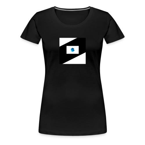 Scampis Clothing Company Logo - Women's Premium T-Shirt