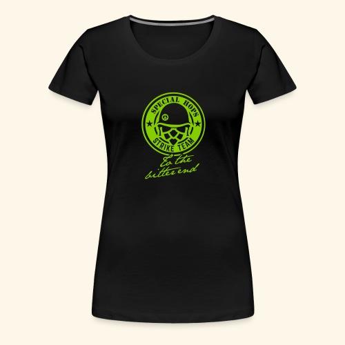 Special Hops Strike Team - Frauen Premium T-Shirt