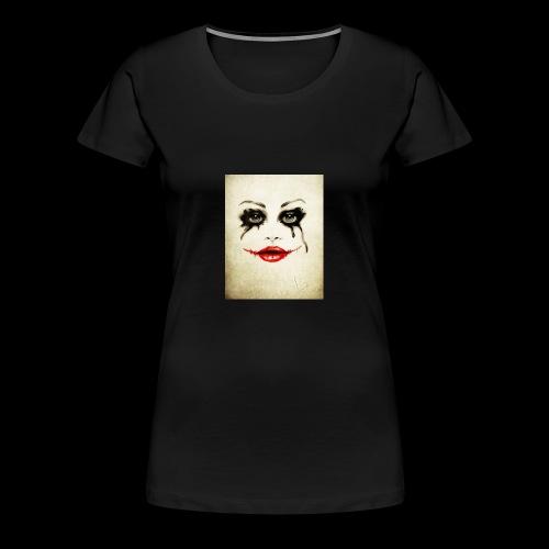 Joker as - T-shirt Premium Femme
