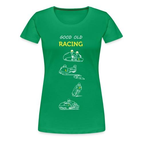 Good old racing - Women's Premium T-Shirt