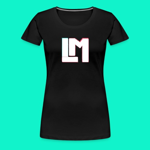 LM - Vrouwen Premium T-shirt