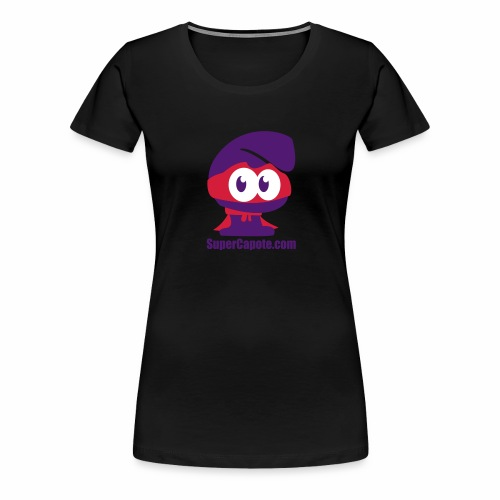 Supercapote - T-shirt Premium Femme