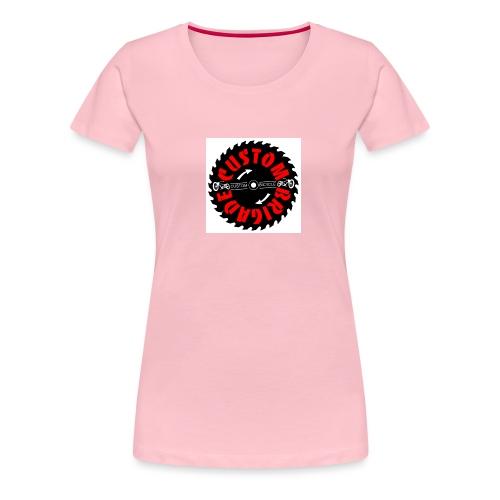 sci01 - T-shirt Premium Femme
