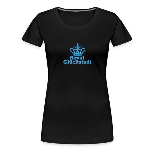 Royal Glückstadt - Frauen Premium T-Shirt