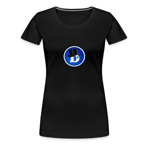 OFFICIAL BADGE - Women's Premium T-Shirt