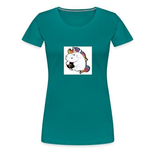 MIK Einhorn - Frauen Premium T-Shirt