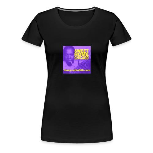 SHC LOGO - T-shirt Premium Femme