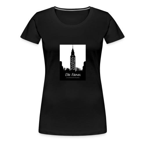 die firma original jpg - Frauen Premium T-Shirt
