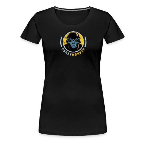 CMlogoPNG - T-shirt Premium Femme