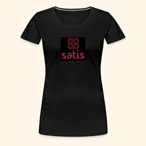 Satis - T-shirt Premium Femme