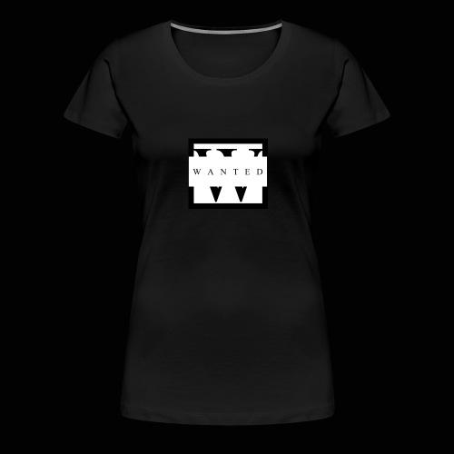 wanted JPEG - T-shirt Premium Femme