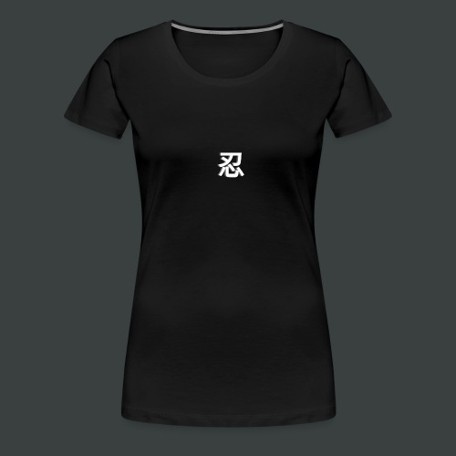 dos 1 png - T-shirt Premium Femme