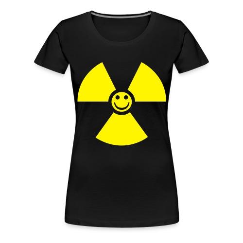 Atom! - Premium-T-shirt dam