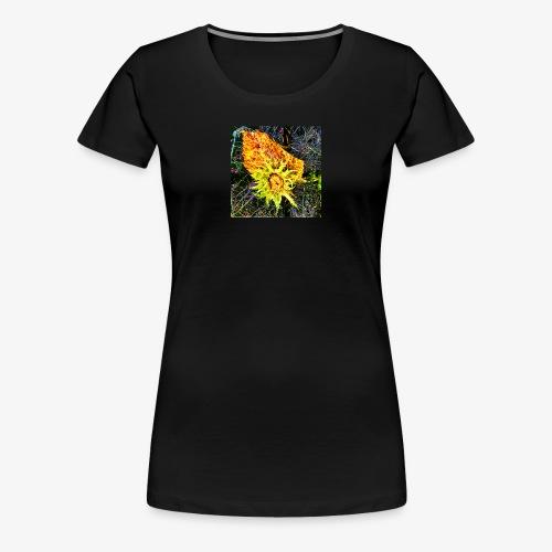 Baumherz - Frauen Premium T-Shirt