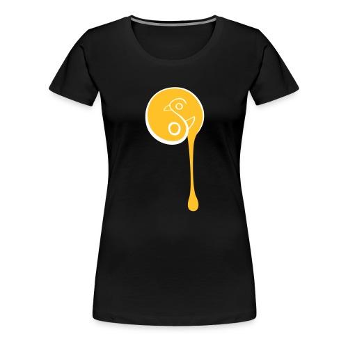 YinYang Birds - Frauen Premium T-Shirt