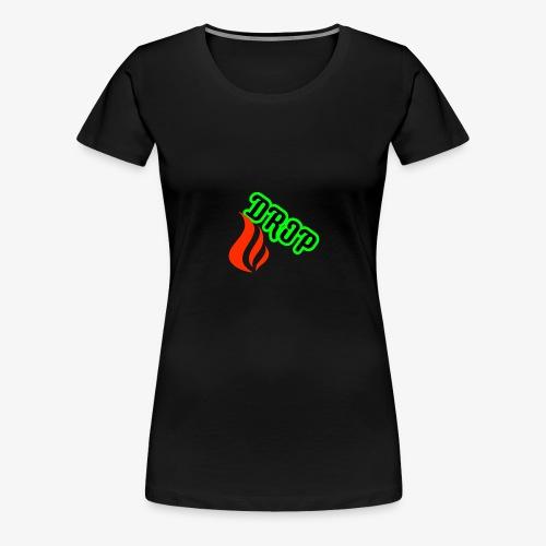 DROP- Summer edition - Women's Premium T-Shirt