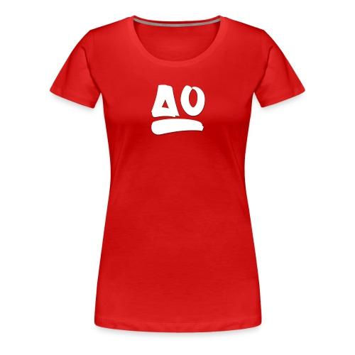 Smiley png - Frauen Premium T-Shirt