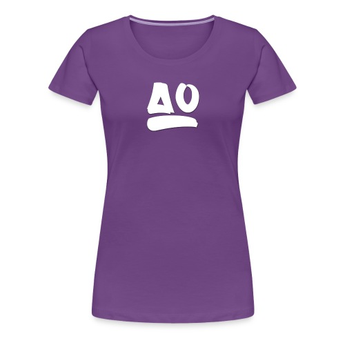 Smiley png - Frauen Premium T-Shirt