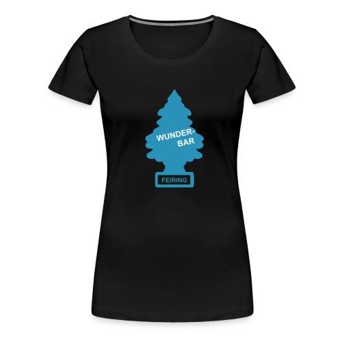 wunderbar - Premium T-skjorte for kvinner