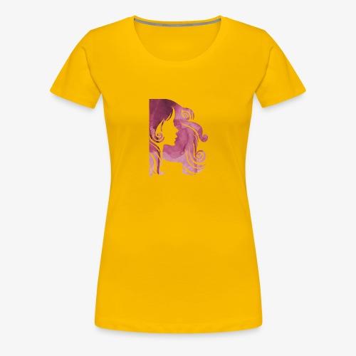 pink-930902_960_720 - T-shirt Premium Femme