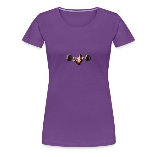 TEAM HALTERE - T-shirt Premium Femme