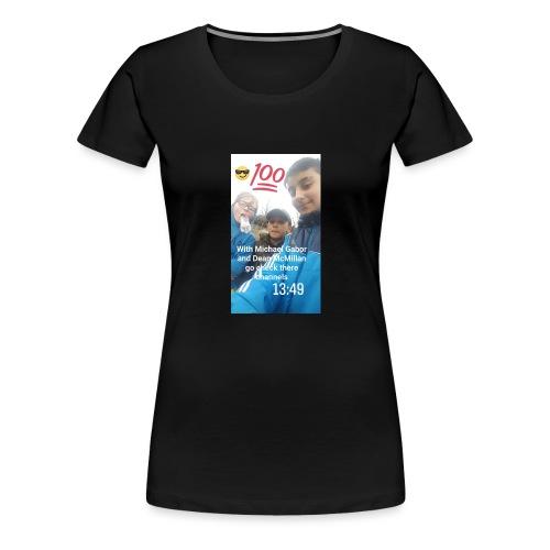 alex,michal,dean - Women's Premium T-Shirt