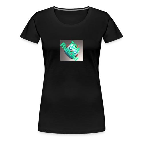 RoboRun - Premium T-skjorte for kvinner